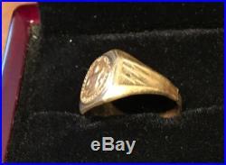 1940 Supermen of America Member Ring The Holy Grail of Premium Rings Superman