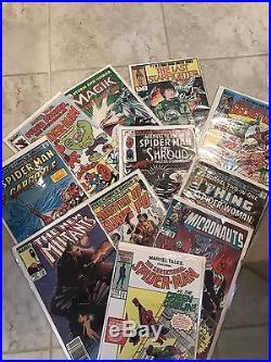 2200 LOT Comic Books Marvel DC Star Trek, Spiderman, Hulk, Avengers, Superman