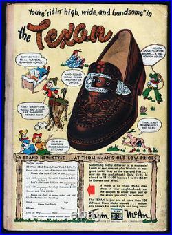 ACTION COMICS #139 Superman US DC Comics 1949 Rare Golden Age Comic Book Batman