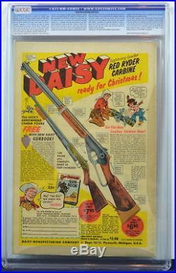 ACTION COMICS #200 CGC 7.0 Superman 1955 3rd Highest Graded copy