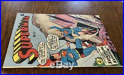 ACTION COMICS #252 AUSTRALIAN EDITION KEY 1st Appearance Of SUPERGIRL 1950s