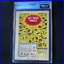 ACTION COMICS #252 (DC 1959) CGC 7.5 OW-W 1ST APP of SUPERGIRL! Rare Key