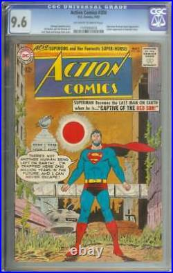 ACTION COMICS #300 CGC 9.6 OWithWH PAGES // TIED WITH ONE 9.6 FOR TOP OF CENSUS