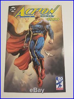 Action Comics 1000 NM 13 Issue Variant Lot + Mattina Fabok Coipel