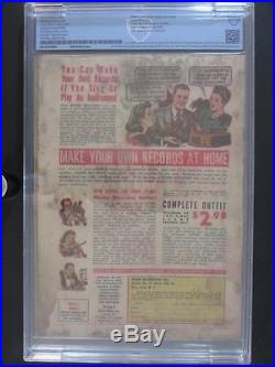 Action Comics #21 CBCS 1.8 GD- DC 1940 (Superman) WWII cover Ultra-Humanite