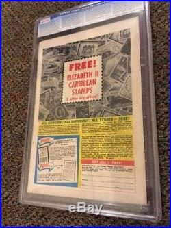 Action Comics 242 CGC 4.0 Cr To Ow Pgs. 1st Braniac Huge Key