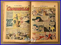 Action Comics # 252 1st Appearance & Origin Supergirl & Metallo Original Owner
