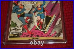 Action Comics #252 First Appearance Supergirl! DC Key! Cgc Graded