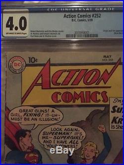 Action Comics #252 (May 1959, DC)