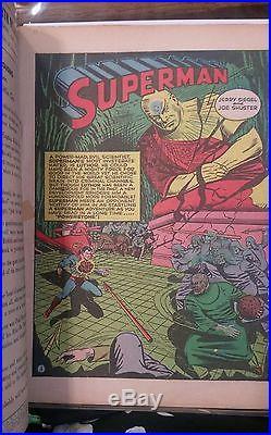 Action Comics #47 DC Comics 1942 1st Lex Luthor Cover GD
