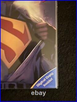 Action Comics #9 New 52 ComboPack Edition+Variant 1st Full App Calvin Ellis