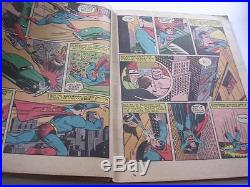 Action Comics Superman No 44 January 1942 with Nazi's