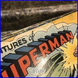 Adventures Superman Milton Bradley 1940 Board Game Collector Must Have Rare Vtg