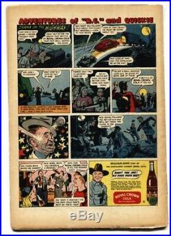 All Star Comics #36 1947 Batman and Superman cover-DC FN