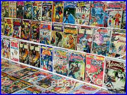 Amazing DC Silver Bronze Comic Collection Batman 234 Superman 233