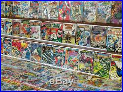 Amazing High Grade DC Silver Bronze Comic Collection Superman Flash Batman