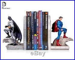 BATMAN SUPERMAN BOOKENDS JIM LEE dc comics