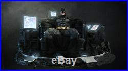 BATMAN on Batcave Throne 1/4 scale custom statue Diorama Nt Sideshow Superman