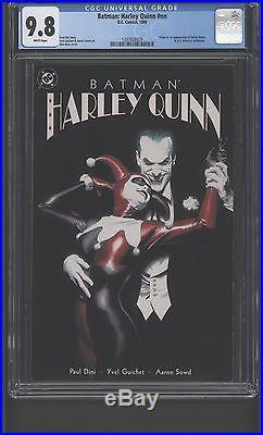 BatmanHarley Quinn #nn CGC 9.8 W 1st Print