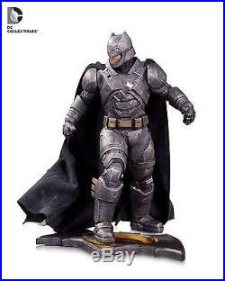 Batman Armored Statue vs Superman Dawn of Justice Movie DC Comics Collectible