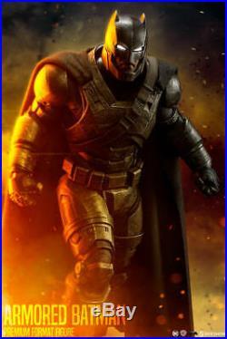 Batman Vs Supermanarmored Batmanpremium Format Figurele 1500sideshowmibs