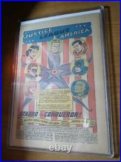 Brave And The Bold 28 Coverless (1st Justice League Of America)
