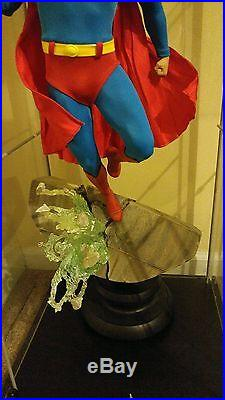 Christopher Reeve Superman Premium Format Figure by Sideshow Collectibles