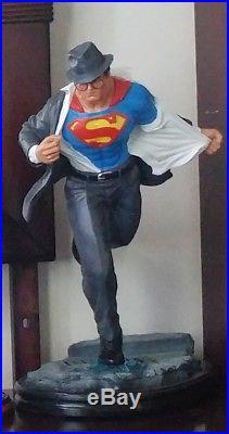 Clark Kent/Superman Custom Statue
