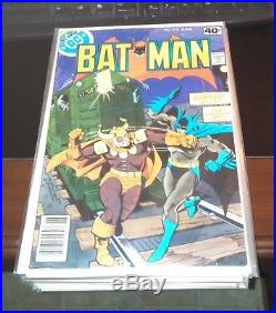 Comic Book Collection Estate Sale Batman, Superman, Spider-Man etc