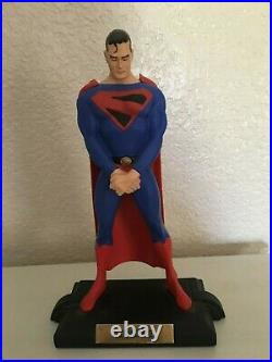 DC 2001 Man of Steel Direct Superman Alex Ross Kingdom Come Statue