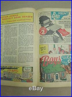 DC Action Comics #23 1940 Coverless Complete Interior 1st Lex Luthor Superman