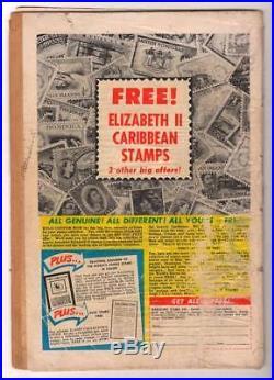 DC Action Comics Superman Golden #242 average/good copy 1ST BRAINIAC APPEARANCE