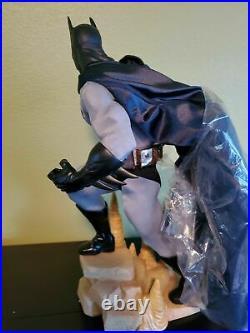 DC COMICS 2006 BATMAN 1/4 SCALE MUSEUM STATUE Premium Format Figurine Joker Bust