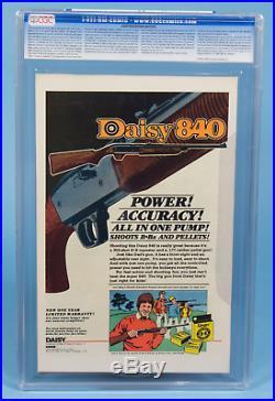 DC COMICS PRESENTS#26 CGC 9.4 1980 1st NEW TEEN TITANS Raven Cyborg Starfire