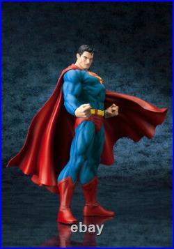 DC COMICS SUPERMAN FOR TOMORROW ARTFX STATUE Figure 1/6 Scale Used