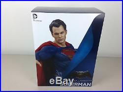 DC Collectibles Batman v Superman Dawn of Justice Superman 16 Scale Statue