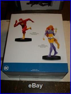 DC Collectibles Designer Series Gary Frank SUPERMAN & LOIS LANE Statue NEW