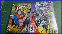 DC Collectors Pack July 1994 20 Comics DC Universe DCU Logo Factory Sealed