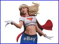 DC Comics Designer Series Supergirl Artgerm Lau Statue Superman