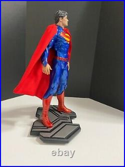 DC Comics Icons Superman Statue 1971/5200 DC Collectibles NIB WOB