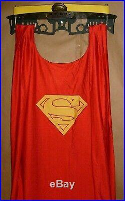 DC Comics Justice League of America Trophy Room SUPERMAN CAPE BELT Replica Prop