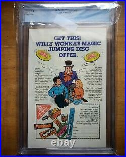 DC Comics Presents 47 CGC 9.8 WP 1st He-Man, Skeletor, Masters of the Universe