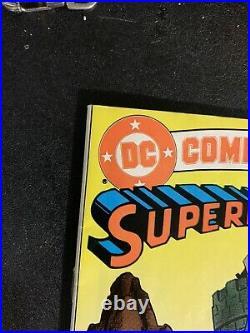 DC Comics Presents #47 Direct Edition 1982- 1st Appearance HE-MAN SKELETOR MOTU