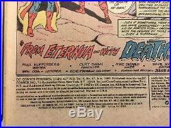 DC Comics Presents 47 (Masters Of The Universe) He-Man 1982