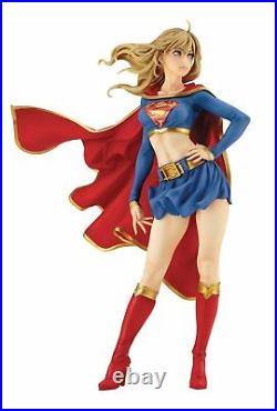 DC Comics SUPERGIRL BISHOUJO STATUE Kotobukiya Koto DC Universe Superman