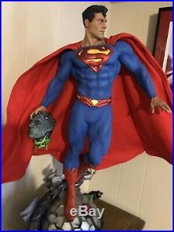 DC Comics Superman Premium Format Figure Sideshow
