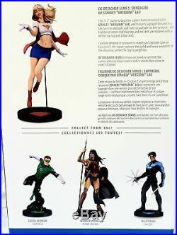 DC Designer Series Supergirl Statue by Stanley Artgerm Lau