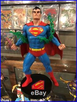 DC Designer Series Superman By Neal Adams Statue New Nib