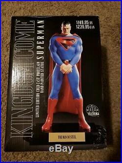 DC Direct Kingdom Come Superman Statue Limited Edition