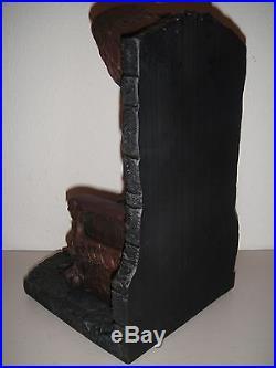 DC VERTIGO FULL SIZE SANDMAN DANIEL/MORPHEUS STATUE BOOKENDS NIB! By Neil Gaiman
